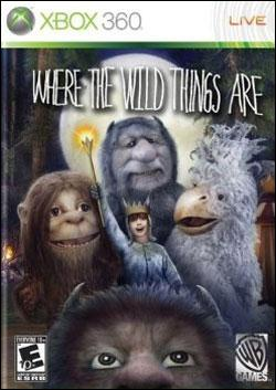 Where the Wild Things Are (Xbox 360) by Warner Bros. Interactive Box Art