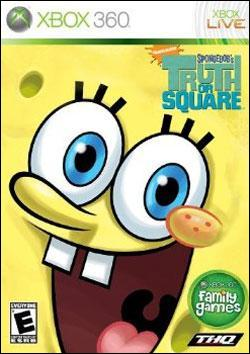 Spongebob: Truth or Square (Xbox 360) by THQ Box Art