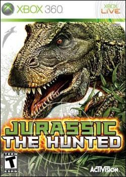 Jurassic the Hunted (Xbox 360) by Activision Box Art
