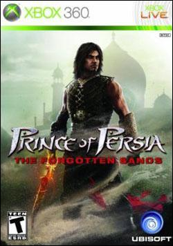 Prince of Persia: The Forgotten Sands (Xbox 360) by Ubi Soft Entertainment Box Art