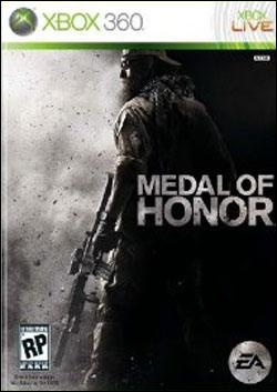 Medal of Honor (Xbox 360) by Electronic Arts Box Art