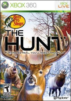 Bass Pro Shops: The Hunt (Xbox 360) by Griffin International Box Art