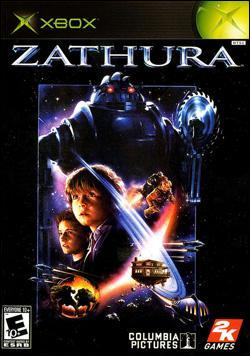 Zathura (Xbox) by 2K Games Box Art