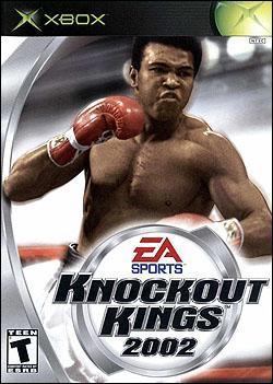 Knockout Kings 2002 (Xbox) by Electronic Arts Box Art