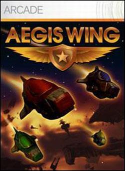 Aegis Wing (Xbox 360 Arcade) by Microsoft Box Art
