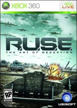 R.U.S.E. (Xbox 360) by Ubi Soft Entertainment Box Art