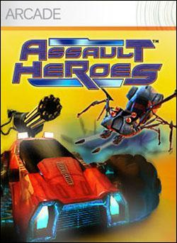 Assault Heroes (Xbox 360 Arcade) by Microsoft Box Art