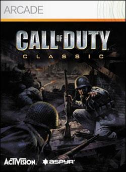 Call of Duty: Classic (Xbox 360 Arcade) by Microsoft Box Art