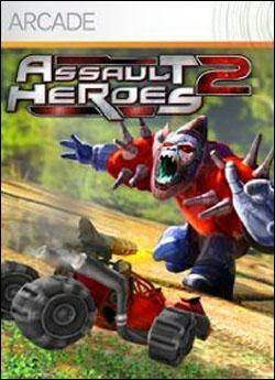 Assault Heroes 2 (Xbox 360 Arcade) by Microsoft Box Art