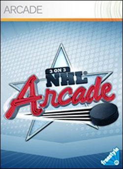 3 on 3 NHL Arcade (Xbox 360 Arcade) by Microsoft Box Art