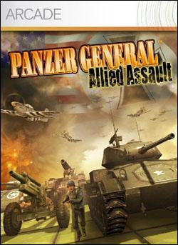 Panzer General: Allied Assault (Xbox 360 Arcade) by Microsoft Box Art