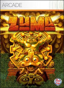 Zuma (Xbox 360 Arcade) by Microsoft Box Art