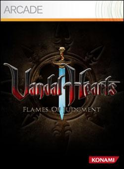 Vandal Hearts: Flames of Judgment (Xbox 360 Arcade) by Microsoft Box Art
