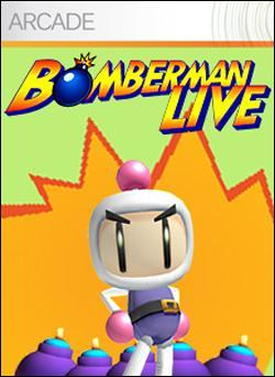 Bomberman Live (Xbox 360 Arcade) by Microsoft Box Art