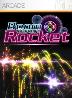Boom Boom Rocket (Xbox 360 Arcade) by Microsoft Box Art