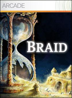 Braid (Xbox 360 Arcade) by Microsoft Box Art