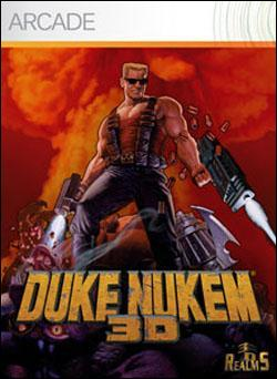 Duke Nukem 3D (Xbox 360 Arcade) by Microsoft Box Art