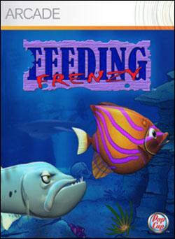 Feeding Frenzy (Xbox 360 Arcade) by Microsoft Box Art