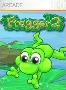 Frogger 2 (Xbox 360 Arcade) by Konami Box Art