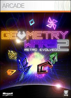 Geometry Wars: Retro Evolved 2 (Xbox 360 Arcade) by Microsoft Box Art