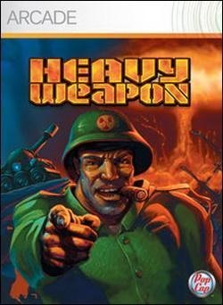 Heavy Weapon (Xbox 360 Arcade) by Microsoft Box Art