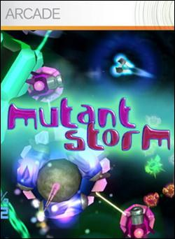 Mutant Storm Reloaded (Xbox 360 Arcade) by Microsoft Box Art