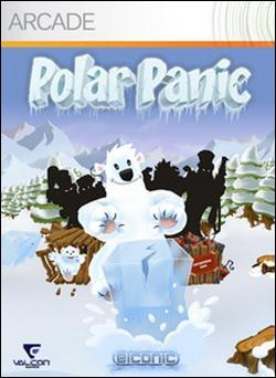 Polar Panic (Xbox 360 Arcade) by Microsoft Box Art