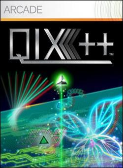 Qix++ (Xbox 360 Arcade) by Microsoft Box Art