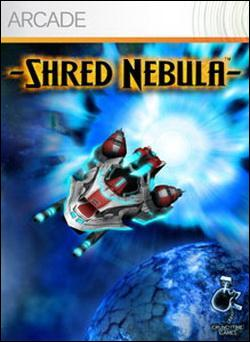 Shred Nebula (Xbox 360 Arcade) by Microsoft Box Art