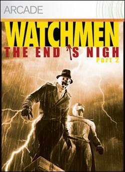Watchmen: The End Is Nigh - Part II (Xbox 360 Arcade) by Microsoft Box Art