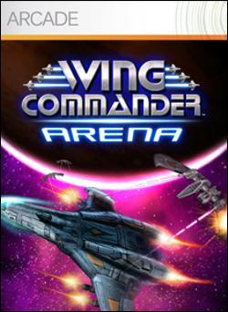 Wing Commander Arena (Xbox 360 Arcade) by Microsoft Box Art