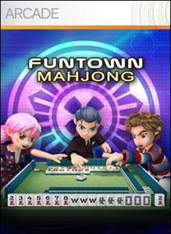FunTown Mahjong (Xbox 360 Arcade) by Microsoft Box Art