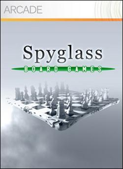Spyglass Board Games (Xbox 360 Arcade) by Microsoft Box Art