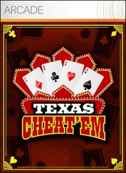 Texas Cheat 'em (Xbox 360 Arcade) by Microsoft Box Art