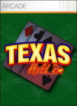 Texas Hold 'em (Xbox 360 Arcade) by Microsoft Box Art