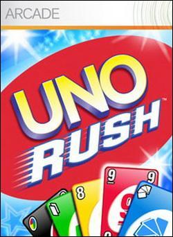 Uno Rush (Xbox 360 Arcade) by Microsoft Box Art