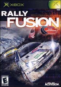 Rally Fusion: Race of Champions (Xbox) by Activision Box Art