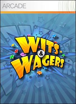 Wits and Wagers (Xbox 360 Arcade) by Microsoft Box Art