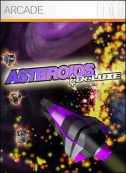 Asteroids -  Asteroids Deluxe (Xbox 360 Arcade) by Microsoft Box Art