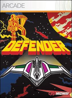 Defender (Xbox 360 Arcade) by Midway Home Entertainment Box Art