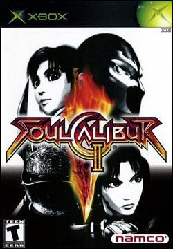Soul Calibur 2 (Xbox) by Namco Bandai Box Art