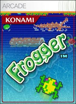 Frogger (Xbox 360 Arcade) by Konami Box Art