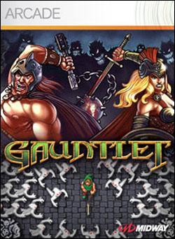 Gauntlet (Xbox 360 Arcade) by Midway Home Entertainment Box Art