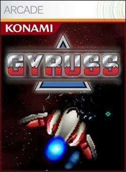 Gyruss (Xbox 360 Arcade) by Konami Box Art