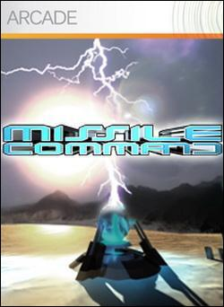Missile Command (Xbox 360 Arcade) by Microsoft Box Art