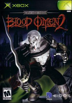 Blood Omen 2 (Xbox) by Eidos Box Art