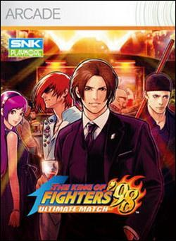 The King of Fighters '98 Ultimate Match (Xbox 360 Arcade) by SNK NeoGeo Corp. Box Art