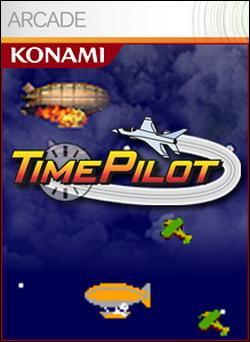 Time Pilot (Xbox 360 Arcade) by Konami Box Art