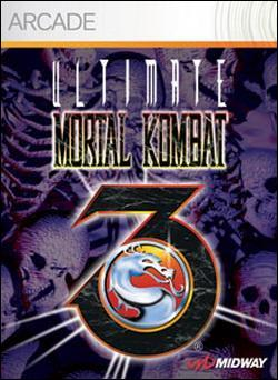 Ultimate Mortal Kombat 3 (Xbox 360 Arcade) by Midway Home Entertainment Box Art