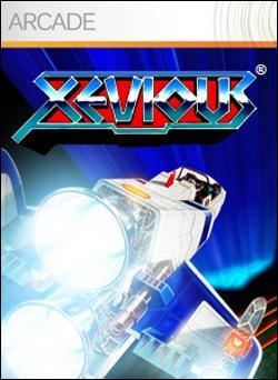Xevious (Xbox 360 Arcade) by Namco Bandai Box Art